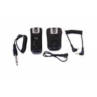 Menik T-10 Flash Remote Trigger Set 3 in 1