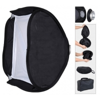 Menik SS-20 Quick-Fit Softbox 40x40cm + Grid